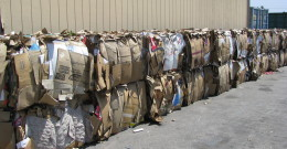 Skid in oil prices pulls recycling down